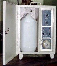 Automatic Interval Waste Water Sampler